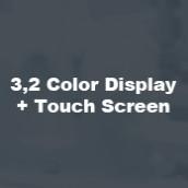 цветной дисплей